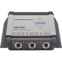 USB-CANmodul2 IP65版:防水型CAN转USB接口