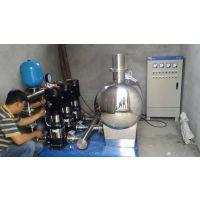 蒲城ABB变频恒压供水控制器仪器 蒲城一用一备供水系统无水自动报警控制器 RJ-R159