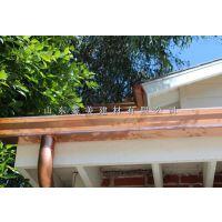 纯铜方形雨水管[蒂美]鄂州紫铜雨水管安装