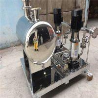 陕西 恒压压变频供水设备 家用无塔供水设备 万维特价供应