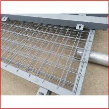 场区隔离网规格齐全 飞机场护栏网 铁路专用护栏网