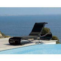 度帆厂家直销 塑料 pe编藤时尚东南亚风格沙滩椅 泳池边造型独特躺椅