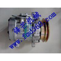 小松压缩机小松PC56-7空调压缩机挖机配件挖机空调压缩机