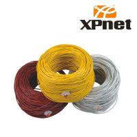 超五类非屏蔽双绞线过FLUKE测试300米整箱网线8芯无氧铜0.5网络