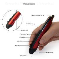 电脑手机手写笔电子激光笔桌面鼠标笔礼品电子笔
