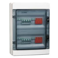 杰赛品牌 汉能薄膜发电专用智能监控汇流箱 光伏汇流箱