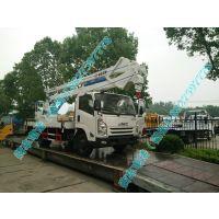 江铃国五首台18米高空作业车出厂了