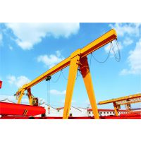 供应MH型5~20吨电动葫芦门式起重机(桁架式) 龙门吊起重机-欧肯起重18439995888