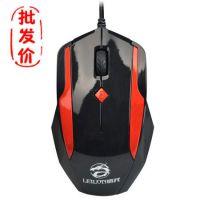 镭龙T3 台式笔记本电脑游戏CF LOL 有线USB光电鼠标 鼠标工厂批发