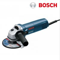 博世BOSCH正品670W电动角磨机GWS 6-100 E 可调速100MM手磨机