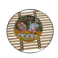 特价批发 不粘好大厨天然竹篦 天然环保竹制蒸笼 30cm无毒竹篦