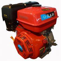 汽油动力引擎,16HP小型发动机,四冲程手拉启动发动机陕西汽油机