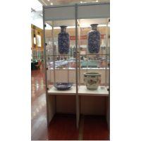 租赁广西南宁合诚展览1*0.5*2.2M玻璃展示柜