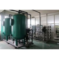 洗涤用品生产用水设备,洗涤废水处理设备,伟志洗浴废水回用设备