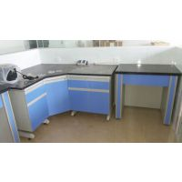 南平三明君凌品牌型号定制钢木全钢PP不锈钢实验台加工制作