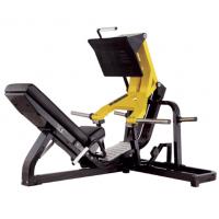 供应奥圣嘉45度倒蹬机ASJ-Z966健身房专用大型健身器械举腿大黄蜂力量器械免维护