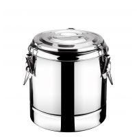 商用加厚大容量不锈钢保温桶 宏明达 饭桶茶水桶 带龙头 多种规格