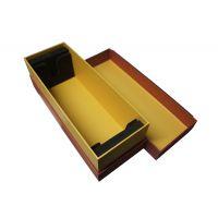 定制高档意大利原装进口红酒包装皮盒 葡萄酒皮盒 白酒皮盒