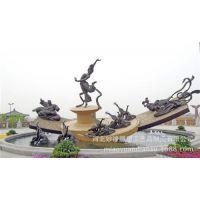 云南民族风城市雕塑 妙缘雕塑 民族风城市雕塑厂家
