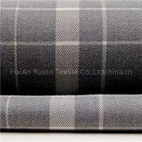Polyester Rayon Spandex Yarn Dye Plaids