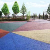 厂家透水地坪胶结剂-彩色透水混凝土增强剂-彩色地坪