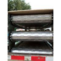 运转快质量优 清洗机链板 排屑链板 冲孔链板 现货供应 欢迎订购 山东生产厂家