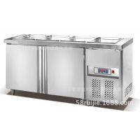 面包新语蛋糕房设备 冷藏工作台 操作台 风冷保鲜柜 冷柜 冰箱