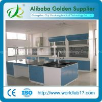 China supplier Chemical Resistant Laboratory Table for sale