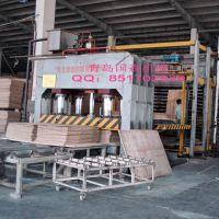 供应竹木铝塑复合板压机生产厂青岛国森机械