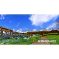 呼和浩特旅游区-度假村-园林景观设计-园林绿化设计-idea2015