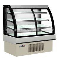 供应欧式前开门蛋糕柜/冷藏保鲜柜/食品冷藏柜/冷藏展示柜