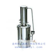 MKY-HS-5L 不锈钢断水自控电热蒸馏水器(5L)库号:3587