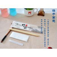 厂家特价批发精致一次性四件套筷子定制