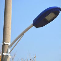 厂家直销LED挑臂路灯20W新农村电线杆抱箍灯道路灯 中山创赢照明厂