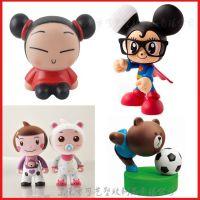 广东搪胶玩具 东莞搪胶玩具公仔批发加工工厂 搪胶玩具生产厂家