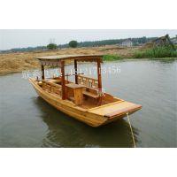 福建厦门海鲜饭店餐饮船可以吃饭的观光游船木质装饰服务类船