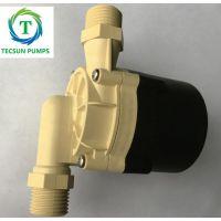 德胜DC12/24V无刷直流水泵,太阳能直流无刷水泵空气能增压泵