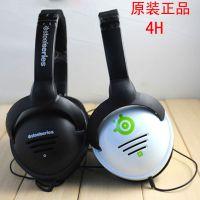 正品散装西伯利亚4H头戴式耳麦V2 后挂式耳机 电脑游戏耳机批发