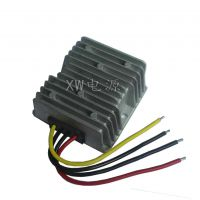 12V转24V12A升压器,12V升24V12A 288W电源转换器,DC同步整流