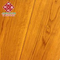 亿都 全实木地板柞木耐磨 体育运动纯实木地板 室内工程地板