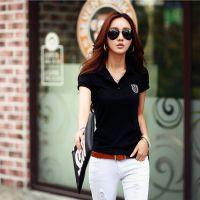 2015夏季新款日韩女装韩国官网同款时尚百搭修身显瘦翻短袖t恤
