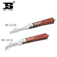 香港波斯工具 直刃弯刃电工刀 多用刀 特殊钢制造不生锈