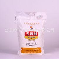 优质高筋小麦面粉五得利麦芯颗粒粉营养成分高颗粒细小特加面粉
