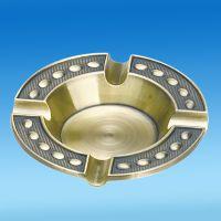 商务礼品烟灰缸订制 金属烟灰缸订制 来图来样订制烟灰缸