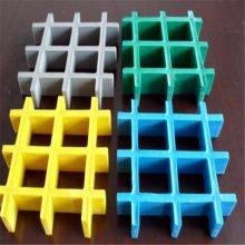 旺来玻璃钢格栅盖板 集水坑盖板 复合钢格板