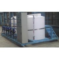 山东常润供应 全自动加药装置 污水处理配套设备 CJY系列自动加药装置