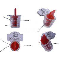 一次性塑料铅封防盗铅封计量仪表封条电表封签加油机铅封水表铅封