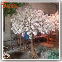 厂家直销 樱花树仿真植物 酒店婚庆装饰 室外园林绿化人造樱花树