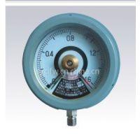 供应防暴电接点压力表  YX--160B