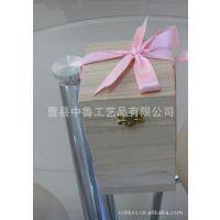 厂家直销木制工艺品,首饰盒,桐木、松木首饰盒,木盒、收纳盒